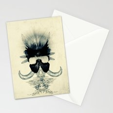 A black angel from Aksoum Stationery Cards