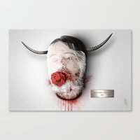 HUNTING TROPHY Canvas Print