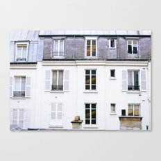 Paris Nº5 Canvas Print