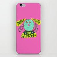 Donut Arigato iPhone & iPod Skin