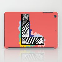 L for …. iPad Case