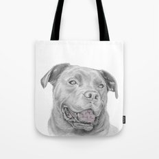 Murphy :: Forever Home Tote Bag