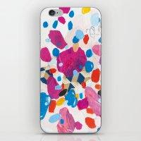 Fuchsia Physics iPhone & iPod Skin