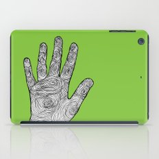 Handprint iPad Case