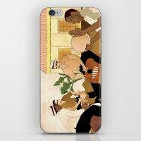 Plenazo Con Marimbola iPhone & iPod Skin