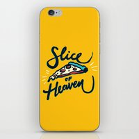 Slice of Heaven 3/3 iPhone & iPod Skin