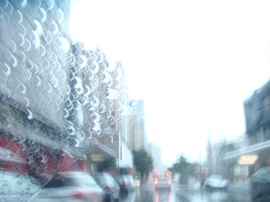 Rain One Art Print