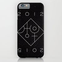 iPhone & iPod Case featuring Uranus Square Pluto by Shelley Barnes