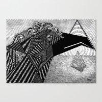 Soul Protector Canvas Print