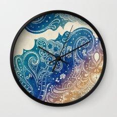 Mermaid Princess  Wall Clock