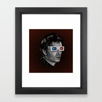 Doctor Who :: Doomsday Framed Art Print