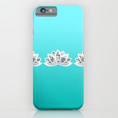 blue lotus Slim Case iPhone 6s