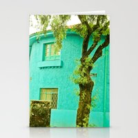 COLOMBIA BOGOTA TYPICAL HOUSE Stationery Cards