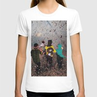 butterfly T-shirts featuring Butterfly by Lerson