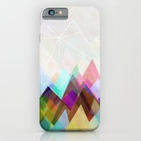 iPhone Cases featuring Graphic 104 by Mareike Böhmer Graphics