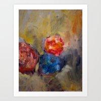 Flower Series 4 Art Print