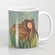 Volcano Love Mug