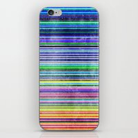 Stripes I iPhone & iPod Skin