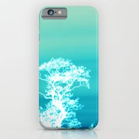 iPhone & iPod Case featuring Negative Trees by John McGrath