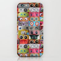 Eyes Eyes Eyes  iPhone 6 Slim Case