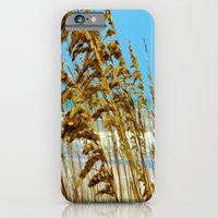 Beyond the Sea Grass lies Eternity iPhone 6 Slim Case