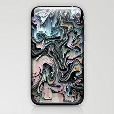 swrlgltch iPhone & iPod Skin