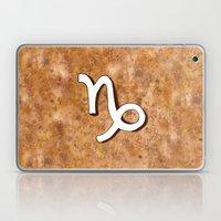 Zodiac Sign : Capricorn Laptop & iPad Skin