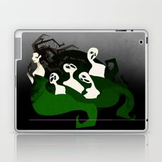 Hel the Goddess of Death Laptop & iPad Skin