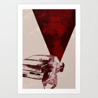 Tag 8 Art Print