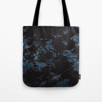 Dark Whisper Tote Bag