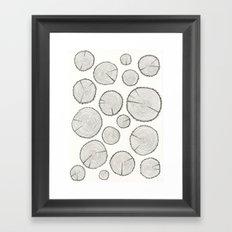 Tree Trumps Framed Art Print