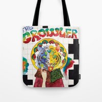 The Growler Tote Bag