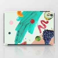WINTER TROPICAL iPad Case