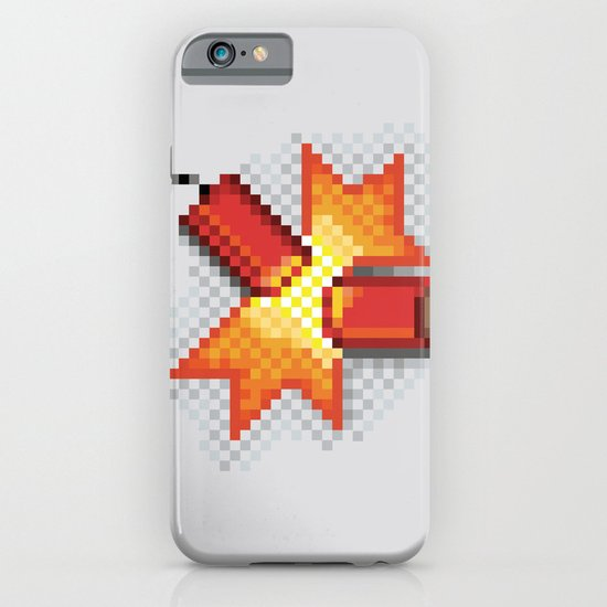 Pixel Boom iPhone & iPod Case