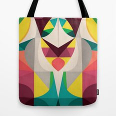 Stay Here Tote Bag