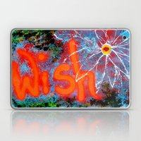 Fluorescent Wish  Laptop & iPad Skin