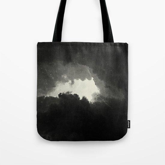 Hole In The Sky II Tote Bag