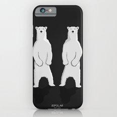 BIPOLAR BEAR Slim Case iPhone 6s