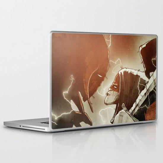 Fallen III. Laptop & iPad Skin