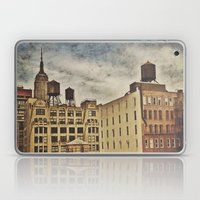 Water towers Laptop & iPad Skin