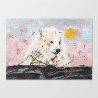 Polar Bear (day Excursio… Canvas Print