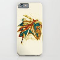 native american iPhone & iPod Cases featuring Native American by Jo Tan