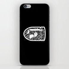 Bullet Bill #CrackedOutBadGuys iPhone & iPod Skin