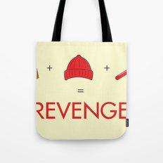 An Exercise in Revenge Tote Bag