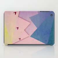 Into The Sunset iPad Case