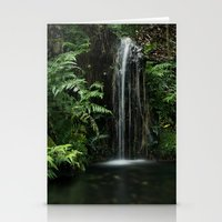Mini  Waterfall Stationery Cards