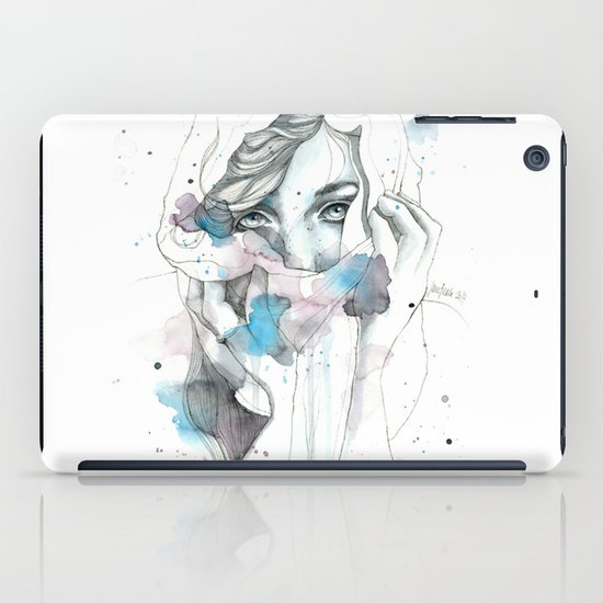 Scarf iPad Case