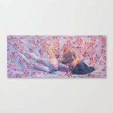 Heliotrope Canvas Print