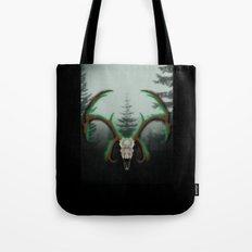 C-1 Horns Tote Bag