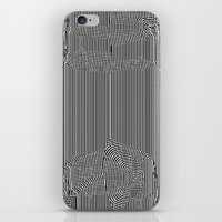 Black and White Landscape iPhone & iPod Skin